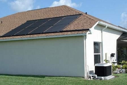 Chicago Solar Pool Heating Panels - Chicago Solar Pool Heating