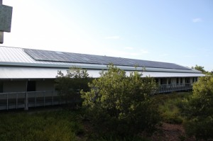 Naples Botanical Garden Photovoltaic System Complete
