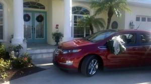 Chevy Volt 300x168 Prepare for Electric Cars with Solar for your Home