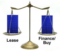 Solar Leasing Scale