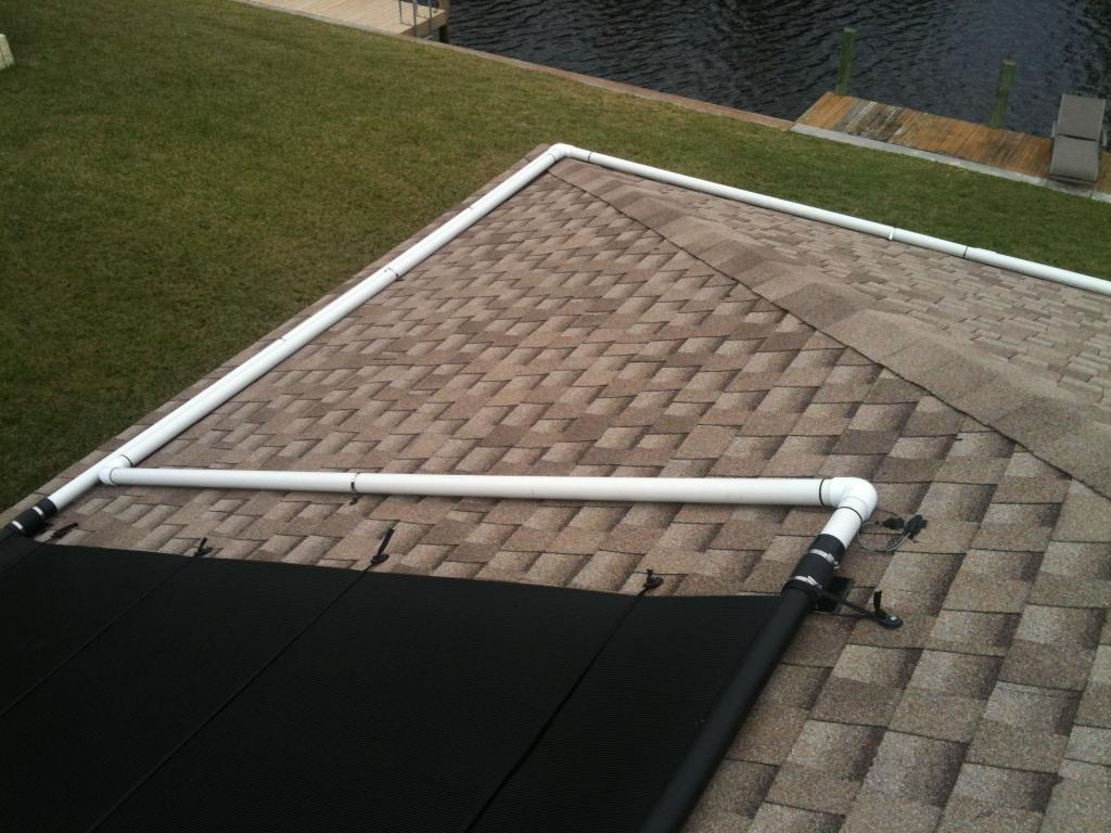 Same Side Feed Return1 Solar Pool Heat Same Side Return