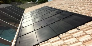 Solar Pool Heating SPH Panels