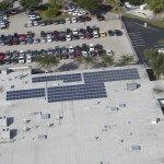 EcoFasten Solar on Lee County Public Safety Building