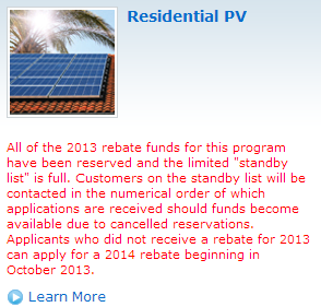 FPL Rebates FPL 2013 Solar Rebates Gone in 60 Seconds Once Again