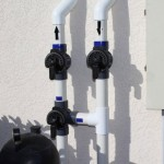 Great Solar Pool Heating Manifold