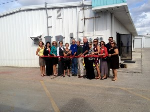 Patriot Stor-All Ribbon Cutting