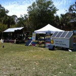 Fafco Solar Earth Day Koreshan State Park Estero1 150x150 Fafco Solar to Power Stage at Earth Day Festival With Solar Energy