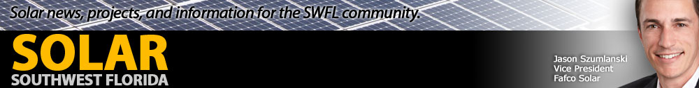 Solar Southwest Florida - Solar Energy and Solar Panel Information for Fort Myers, Naples, Cape Coral, and Port Charlotte Areas
