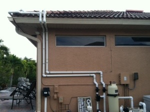 20140204 065629 Solar Pool Heater Plumbing Presents Challenges