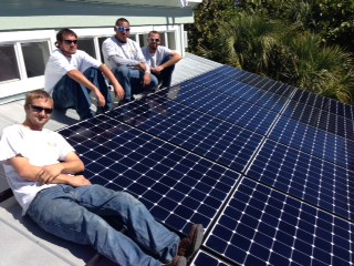 Captiva PV Installers Fafco Solar Completes Solar Photovoltaic (Electric) System on North Captiva, FL