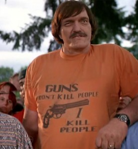 guns dont kill people happy gilmore 277x300 Fostering a Healthy Relationship with Energy Use