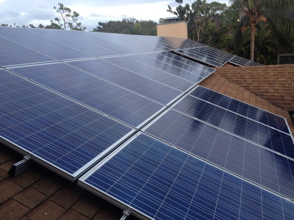 My Fort Myers Solar PV System