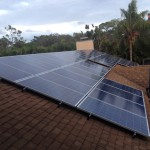40 Canadian Solar Modules on South Roof in Fort Myers, FL